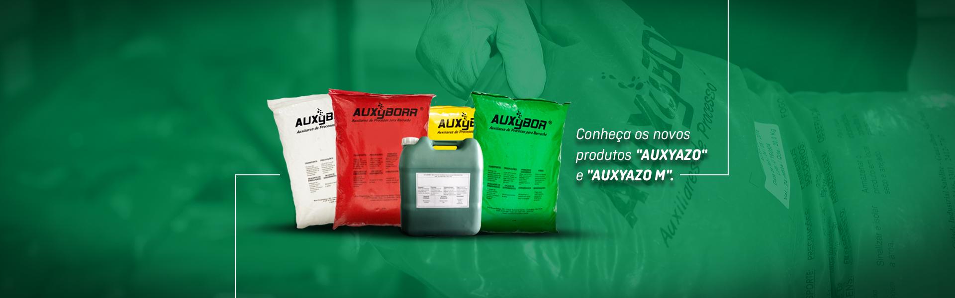 Auxyborr em parceria com a Fragon lança novos produtos: Conheça tudo sobre o AuxyAzo e AuxyAzo M